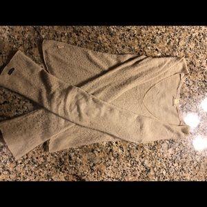 Hollister bell sleeve sweater